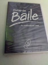 "DVD ""CURSO DE BAILE ROCK IV / SEVILLANAS II"" PRECINTADO SEALED 16 TU ACADEMIA"