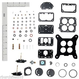 "1979-91 Carb Kit 4 Barrel Holley 4180/90 Ford Trucks 370"" 400"" 429"" 460"" Engines"