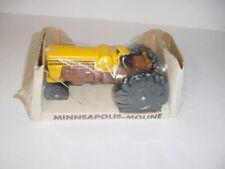 1/24 Vintage Minneapolis Moline M-602 Tractor W/Bubble Box! Super Nice (1963)!