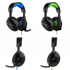 Turtle Beach Stealth 300 Amplified Gaming Headset - PS4, Xbox, Black