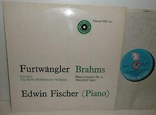 UNI.102 Brahms Piano Concerto No 2 Edwin Fischer Berlin Philharmonic Furtwangler