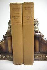 1906 Limited Edition JANE AUSTEN *MANSFIELD PARK *Chawton Edition*Illustrated