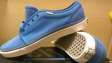 Vans 106 Vulcanized MLX Light Blue/Charcoal Men's Skate Shoes Size 11.5