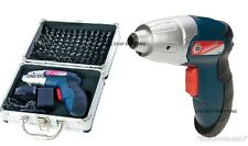 SILVERLINE 102PC 3.6V LITHIUM BATTERY RECHARGEABLE CORDLESS SCREWDRIVER DRILL