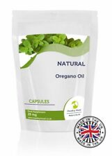 Oregano Oil 25mg Nutrition Health Food Supplement 60 Capsules CHEAPEST