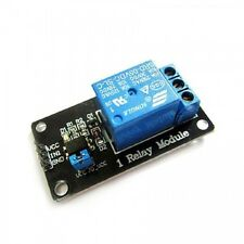 1 channel 5V 10A relay control board module with optocoupler for PIC AVR ARM