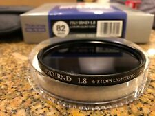 Tokina Cinema 82mm PRO IRND 1.8 Multi-Coated Filter