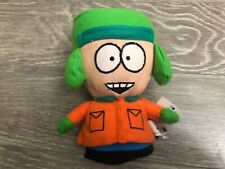 "7"" Kyle South Park 2008 Nanco Plush Plushie New with Tag"