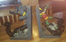 1997 DC Direct Batman and Robin Bookends