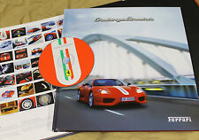 FERRARI 360 CHALLENGE STRADALE Press Media brochure Prospekt catalogue 95992916
