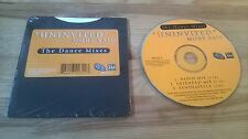 CD Pop More Said - Uninvited : The Dance Mixes (3 Song) STREET BEAT cb