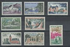 Timbres France 1961-1962 Neufs**