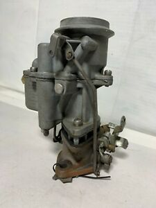 1949 1950 1951 1952 1953 1954 PLYMOUTH DODGE CARBURETOR REBUILT D6P1 CARTER