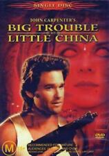 Big Trouble in Little China Single Disc DVD PAL Region 4 Aust Post