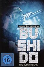 """BUSHIDO """"ZEITEN ÄNDERN DICH LIVE DURCH..."""" DVD+CD NEU"""