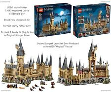 LEGO Harry Potter 71043 HOGWARTS CASTLE Massive Collectible Set 6020 Pcs Pieces