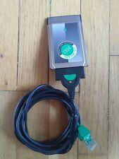 PCMCIA 16/4 Token Ring PC Card - IBMCredit Card Adapter mit Kabel