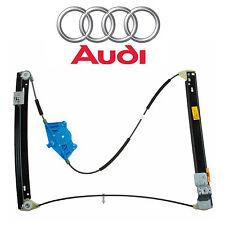 Audi A4 Quattro RS4 Front Passenger Right Window Regulator Genuine 8E0 837 462 C