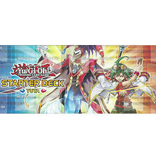 YU-GI-OH: PAPER PLAYMAT /GAME MAT FROM STARTER DECK 2016 - YUYA