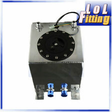 Universal Lightweight Aluminum 2.5 Gallon Fuel Cell Tank With GM Sending Unit