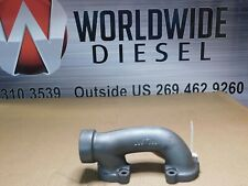 Detroit  Series 60 12.7 Exhaust Manifold End Piece. P/N:23511222