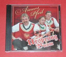Ursprung Buam - Amors Pfeil -- CD / Volksmusik