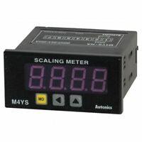Autonics M4ys-Na 72X36mm Scaling Panel Meter