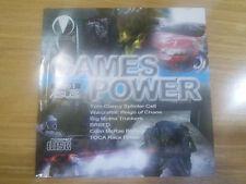 Raccolta RETRO GAME WINDOWS CD-ROM Power Games Asus v301 PC IT COMPACT DISK