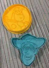 Disney Toy Story 4 Biscuit Cookie Cutter Cake Woody Buzz Lightyear Baking