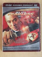 FEARLESS - JET LI'S -   HD DVD new sealed