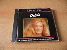 CD Dalida - Master Serie - 20 Songs  - French Songs