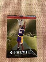 1994-95 Upper Deck SP Basketball #10 Eddie Jones Premier Prospects FOIL RC -Nice