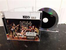 Kiss ,.....Gold Double Cd Ex/Ex ,..40 Big Hits nice copy