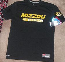 NEW NCAA Missouri Tigers Basketball T Shirt L Large NIKE NEW NWT