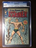 Sub-Mariner #1 (1968) - Premiere Issue! - CGC 6.0!!! - Key!