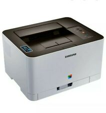 Samsung Xpress C430W Wireless Laser Network Printer With Toners