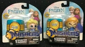 DISNEY FROZEN MASH'EMS ELSA and ANA - Series 3