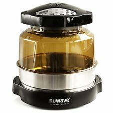 """Nuwave Oven Pro Plus with 3"""" extender ring-As seen on TV"""