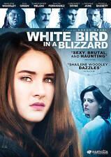 White Bird in a Blizzard (DVD,2015) Shailene Woodley,Thomas Jane, Angela Bassett