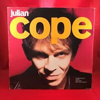 "JULIAN COPE Trampoline - 1987 UK 4-track 12"" vinyl single EXCELLENT CONDITION"