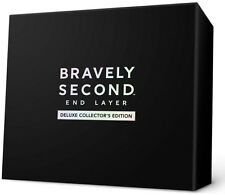 Bravely Second End Layer Deluxe Collectors Edition Nintendo 3ds