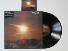 JOHN DALY Sunburst 2XLP + CD DEEP HOUSE AMBIENT