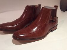 Mens Size 10 Italian Style Boots  Dress Shoes