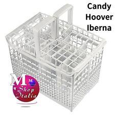 Cesta cubiertos lavavajillas Candy Hoover Zerowatt 41027980 ORIGINAL