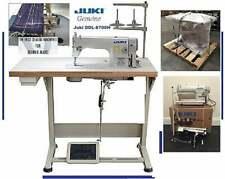 Juki Ddl 8700 H Industrial Straight Stitch Sewing Machine Kd Table Amp Servo Mot