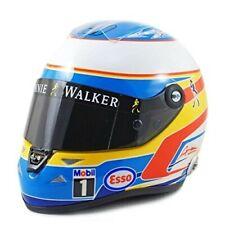 1/2 Fernando Alonso McLaren F1 Helmet SCHUBERTH1/2 Scale