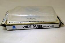 24mm Minolta Wide Panel 4000AF Flash accessory wide PANEL