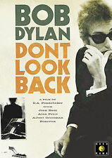 Bob Dylan - Don't Look Back (Single Disc Remastered Edition), Excellent DVD, How