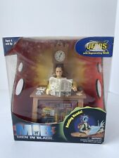 Men In Black; Jeebs (Rotating Head) Action Figure 1997 Galoob