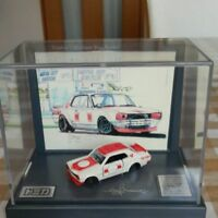 Tomica Collection Bow Series Skyline 2000 GT  R car rare item From JAPAN F/S